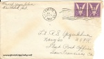 June 3, 1943 envelope