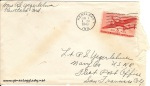 June 4, 1943 envelope