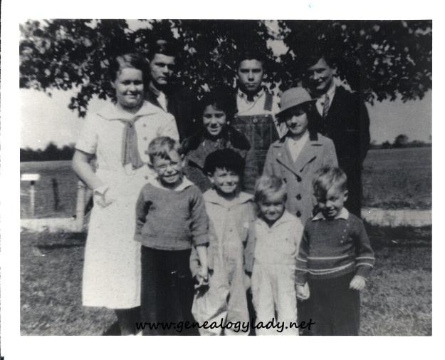 Yegerlehner - 1930s Cousins #2
