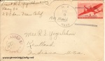 June 9, 1943 envelope