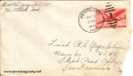 June 10, 1943 envelope