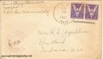 June 18, 1943 envelope