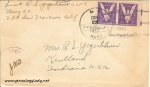June 23, 1943 envelope