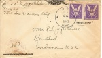 June 24, 1943 envelope
