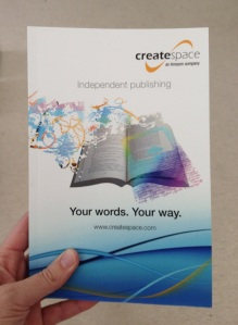 CreateSpace sample book