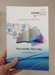 CreateSpace sample book