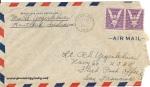 June 30, 1943 envelope