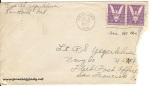 July 3, 1943 envelope