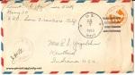 July 7, 1943 envelope