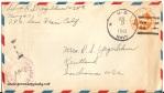 July 9, 1943 envelope