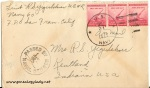 July 21, 1943 envelope