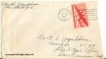 July 22, 1943 envelope