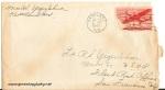 July 23, 1943 envelope