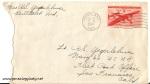 July 24, 1943 envelope