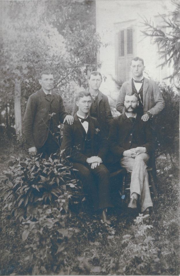 YEG1890 Five Brothers