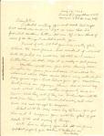 August 19, 1943 Letter to John