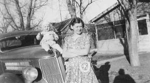 FOS1940s Pauline with James L.