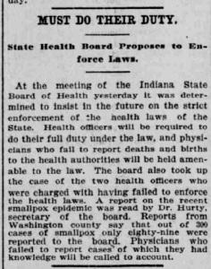 Indianapolis Journal - 1900-04-07 (Smallpox epidemic), p. 8