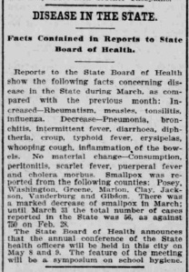 Indianapolis Journal - 1900-04-08 (Smallpox epidemic), p. 3