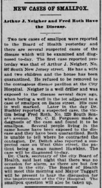 Indianapolis Journal - 1900-04-12 (Smallpox epidemic), p. 8