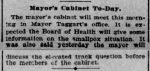 Indianapolis Journal - 1900-04-19 (Smallpox epidemic), p. 3
