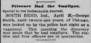 Indianapolis Journal - 1900-04-27 (Smallpox epidemic), p. 2