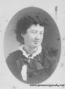 Ella R. (Scofield) Kerschner (1853-1917)