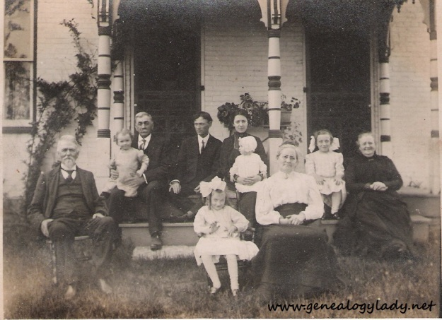 Kerschner Family - 1911 or 1912
