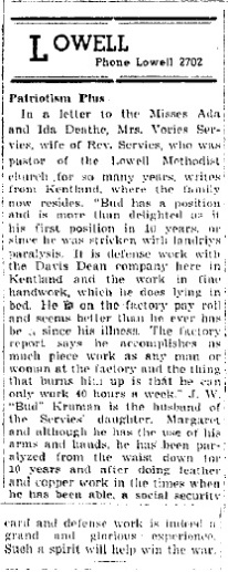 Hammond Times - 1945-02-22 (Bud Kruman), p. 8, col. 2-3
