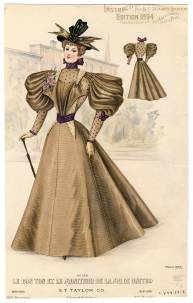 Fashion Plate 1894
