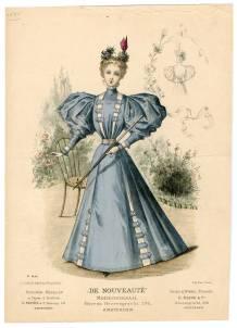 Fashion Plate 1895