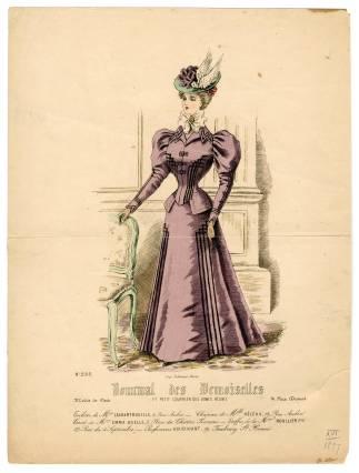Fashion Plate 1897