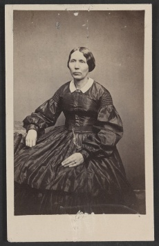 Civil War Era woman - LOC #4
