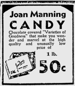 Joan Manning Candy