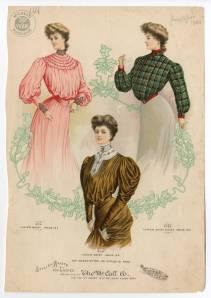 Women 1900-1914 Plate 077