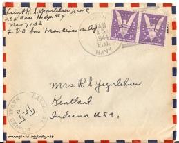 January 13, 1944 envelope