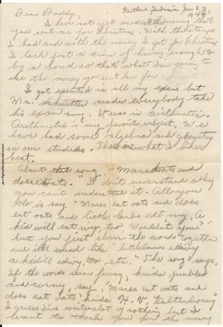 January 22, 1944, p. 1