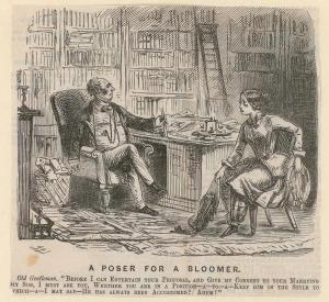 A_poser_for_a_bloomer_John_Johnson_political_&_satirical