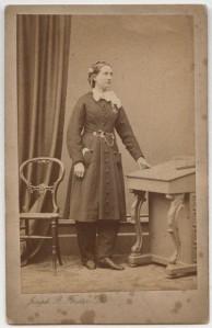 by Joseph B. Forster, albumen carte-de-visite, 1860s-1870s