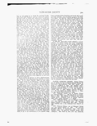Worcester County Memoirs, ii, 302