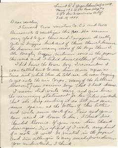 February 19, 1944, p. 1