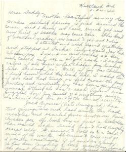 February 24 & 25, 1944, p. 1