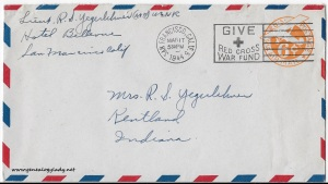 March 17, 1944 envelope