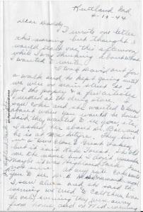 April 19 & 20, 1944, p. 1