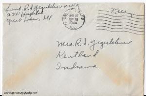 April 19, 1944 envelope