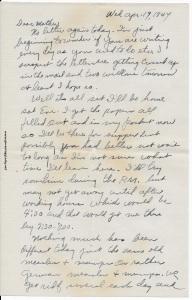 April 19, 1944, p. 1