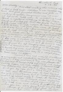 April 24 & 25, 1944, p. 1
