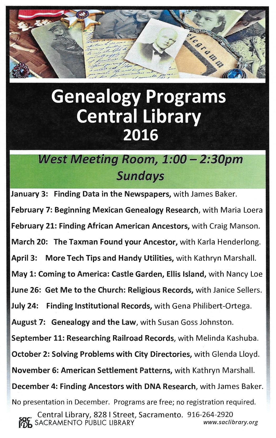 Boston university genealogical research certificate genealogy lady sacramento library 1betcityfo Choice Image
