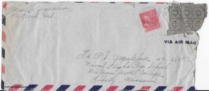 June 4, 1944 envelope