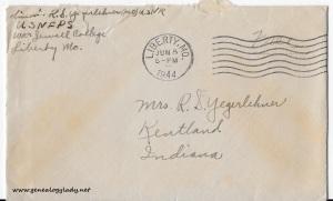 1944-06-07 (RSY) envelope